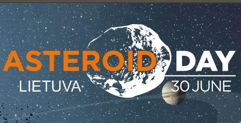 Asteroidų diena 2021